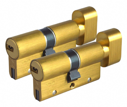 Cisa Astral S Thumbturn Anti-Snap Cylinders - Keyed Alike